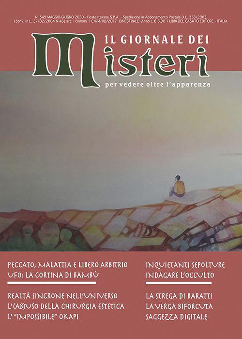 Il Giornale dei Misteri n. 549 Maggio – Giugno 2020